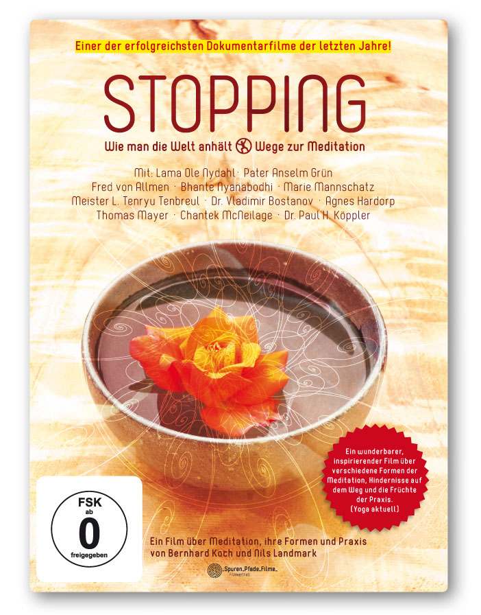 stopping dvd cover